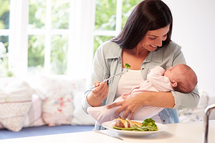 كيف تخسرين وزنك خلال الرضاعة الطبيعية دون أن يتأثر إدرار الحليب
