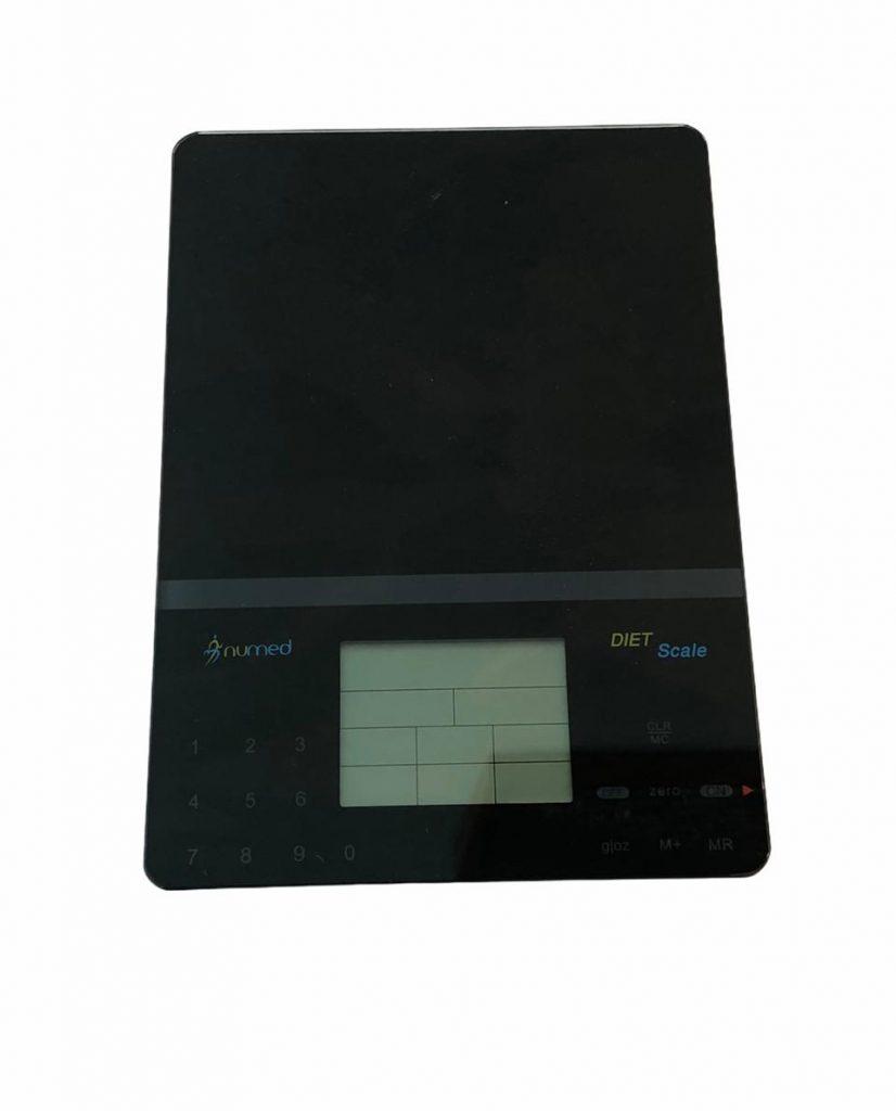ميزان الكتروني للحمية لقياس السعرات