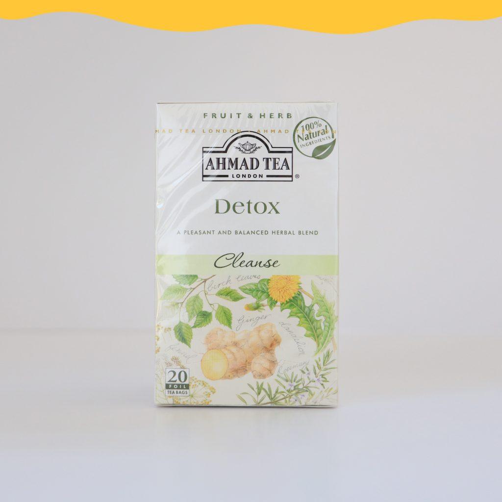 شاي الديتوكس