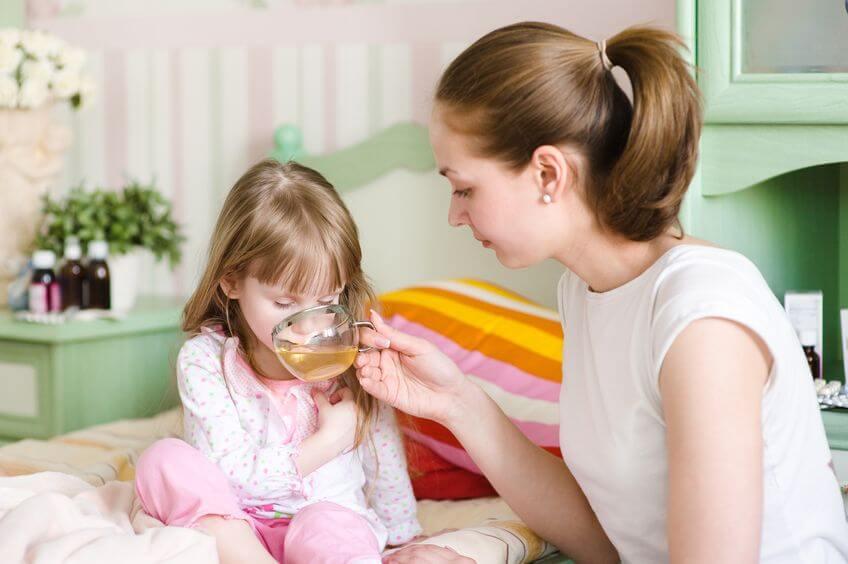 نصائح غذائية لطفلك خلال أيام مرضه