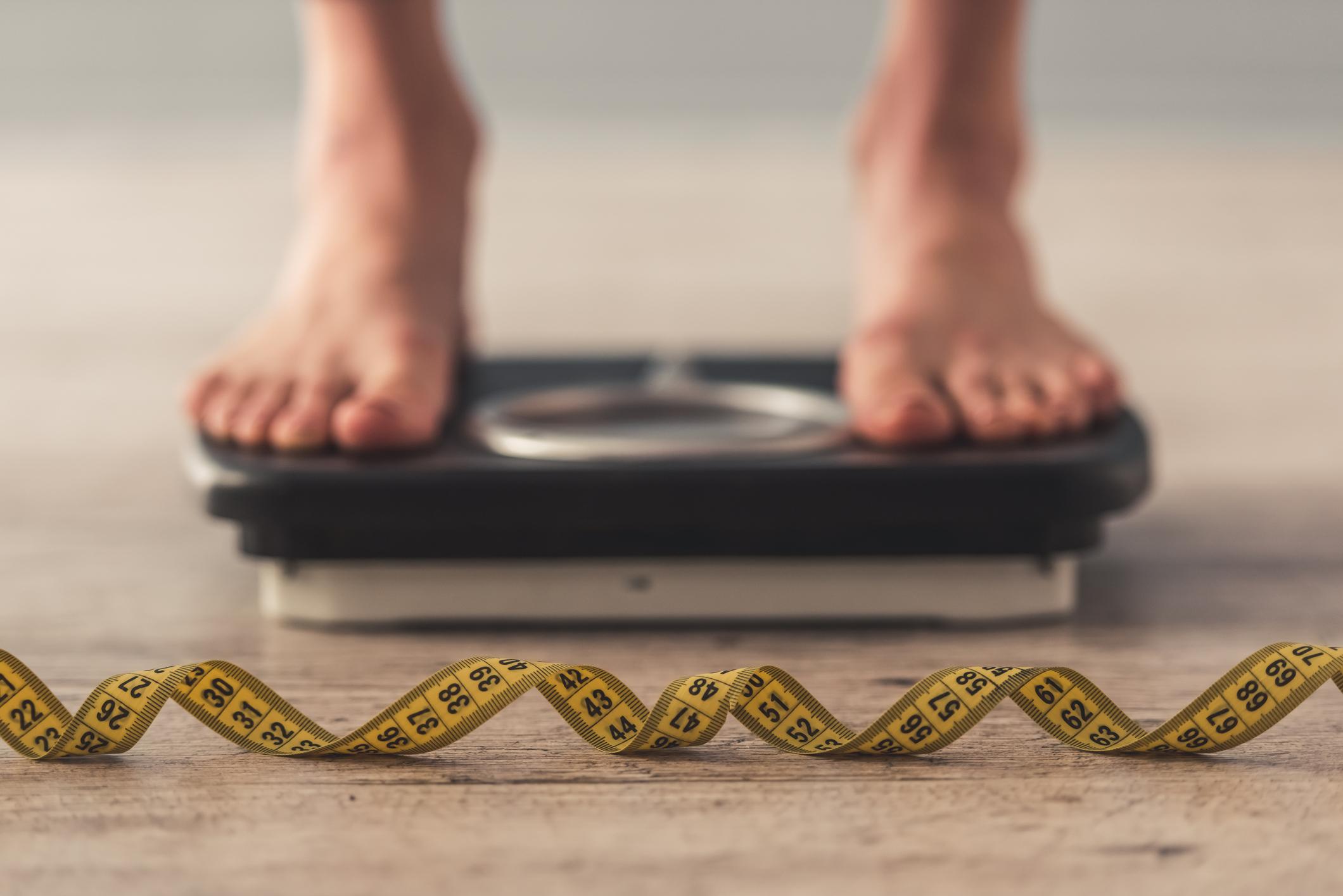 الحميات المختلفة وخسارة الوزن